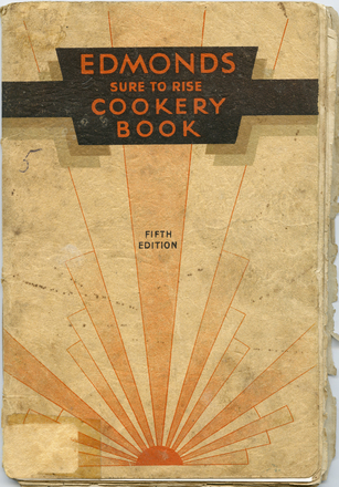 """Image: The """"sure to rise"""" cookery book : containing economical everyday recipes and cooking hints"""