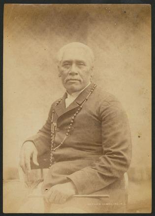 Image: Mataafa Samoa