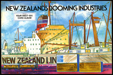 Image: New Zealand's booming industries