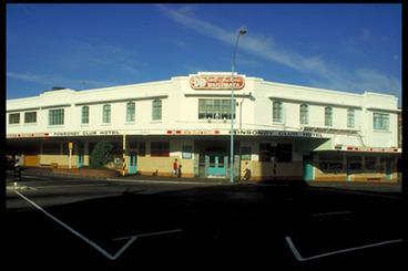 Image: Ponsonby Club Hotel
