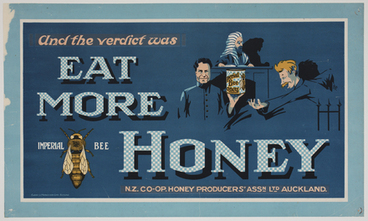 Image: Eat More Honey