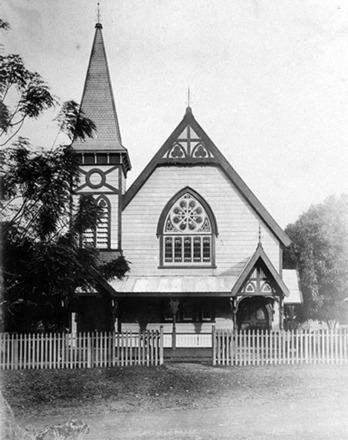 Image: [Church, Samoa]