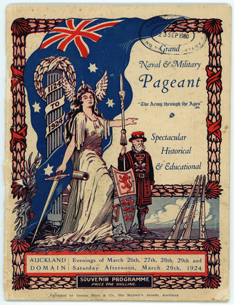 Image: Grand Naval & Military Pageant