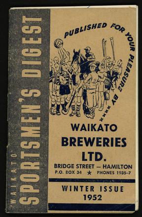 Image: Waikato Sportsmen`s Digest