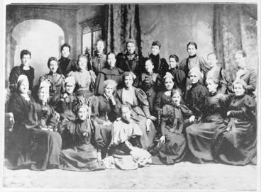 Image: National Council of Women, Christchurch