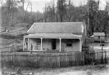 Image: House at Porootarao