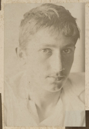 Image: Young man