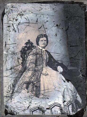 Image: Unidentified woman