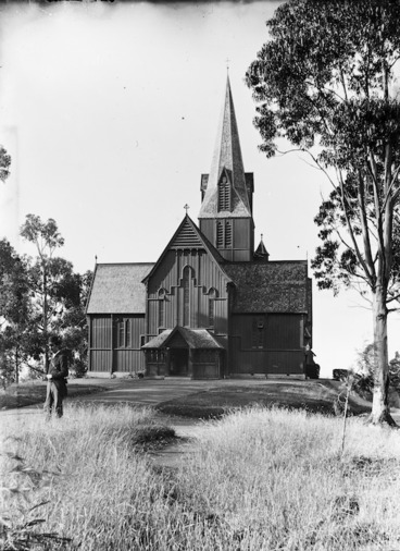 Image: Nelson Christ Church Cathedral