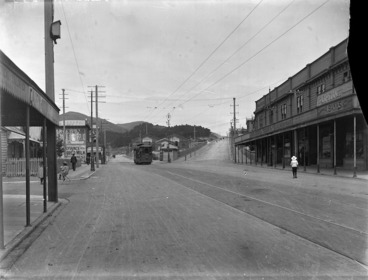 Image: Riddiford Street, Newtown, Wellington