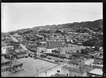 Image: Newtown, Wellington