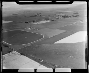 Image: Wairio Racecourse, rural Southland