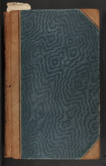 Image: Diary, photographs and cuttings