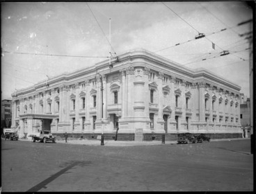 Image: Wellington Town Hall