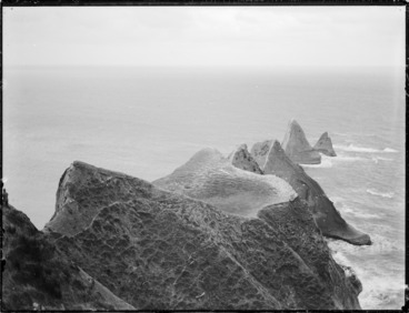 Image: Cape Kidnappers, Hawke's Bay