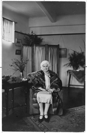 Image: Lady Anna Paterson Stout