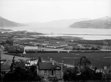 Image: Part 3 of a 3 part panorama of Dunedin