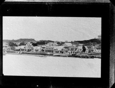 Image: Panorama view looking across Taupo Quay, Whanganui