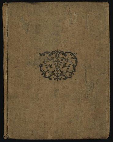 Image: Major Peter Buck - War diaries