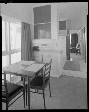 Image: Atkinson house, dining room