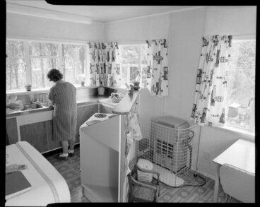 Image: Ingmire house, kitchen