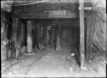 Image: Christchurch tunnel, Arras