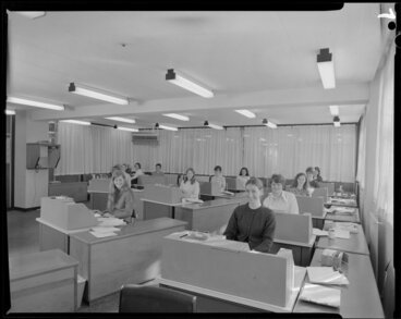 Image: People working on computers