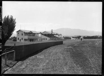 Image: Woodville Racecourse, Woodville