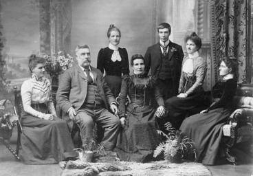 Image: Higgie family