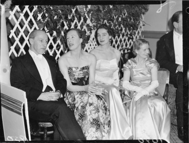 Image: At the Plunket Ball