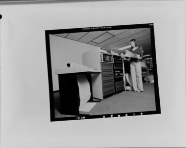 Image: Early computers