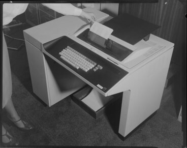 Image: Office computer