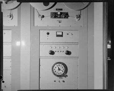 Image: Equipment at Fletcher Insulation, Lower Hutt