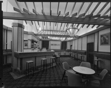 Image: Interior of the Royal Oak Hotel, Wellington