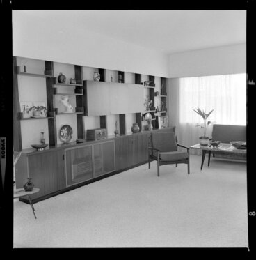 Image: Tuston house, part view of living room
