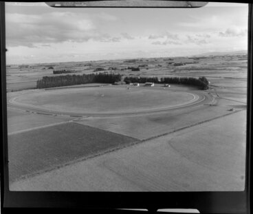 Image: Winton racecourse, Southland District