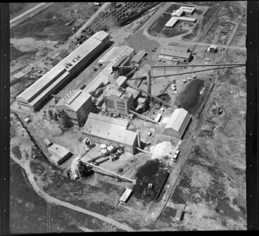 Image: New Zealand Forest Products Ltd, Kinleith, South Waikato