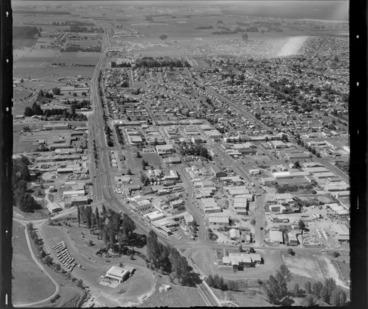 Image: Tokoroa, South Waikato