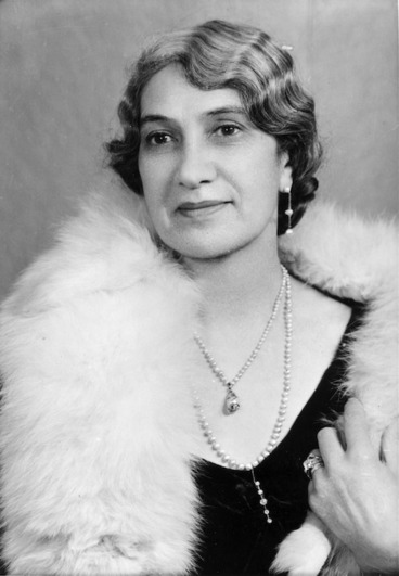 Image: Mildred Amelia (Miria) Tapapa Woodbine Pomare