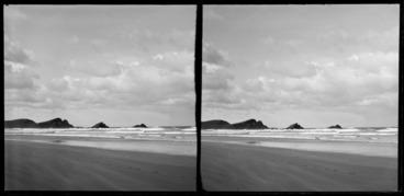 Image: Surf beach, Catlins, Otago