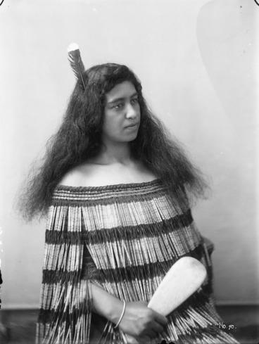 Image: Princess Parata, Parihaka 1898