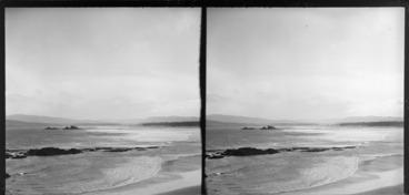 Image: Coastal scene, Catlins area, Clutha District, Otago Region