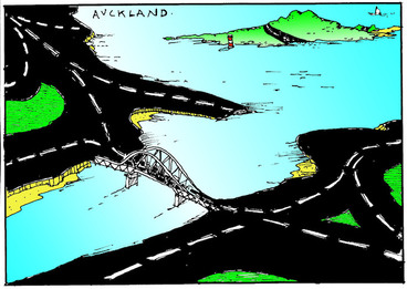 Image: AUCKLAND. Sunday News, 12 March 2004