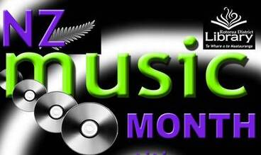 Image: Music Month Flier