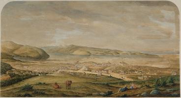 Image: City of Dunedin. 1864.