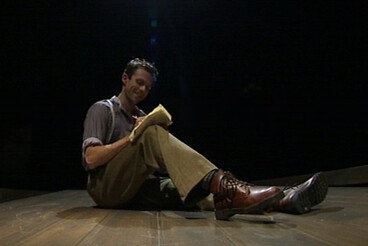 Image: Play honouring executed NZ soldier premieres