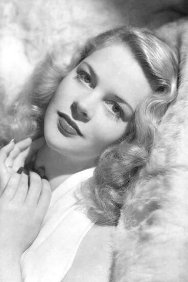 Image: Head and shoulder portrait of Sheila McGuire