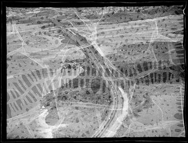 Image: Aerial - Auckland North Western Motorway