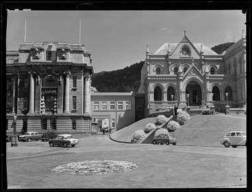Image: Parliament and opening