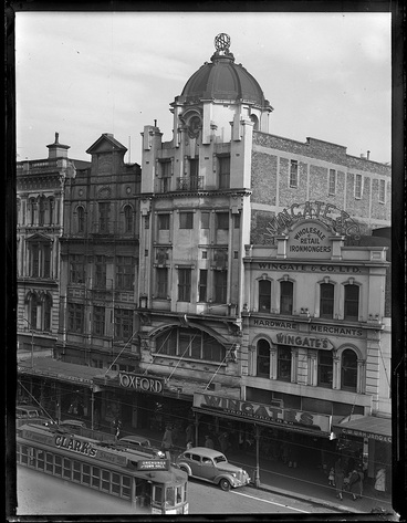 Image: Oxford Theatre, Lower Queen Street